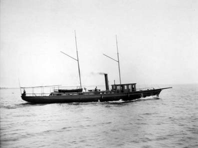 Leaving Manitowoc, WI on 5 August 1888.