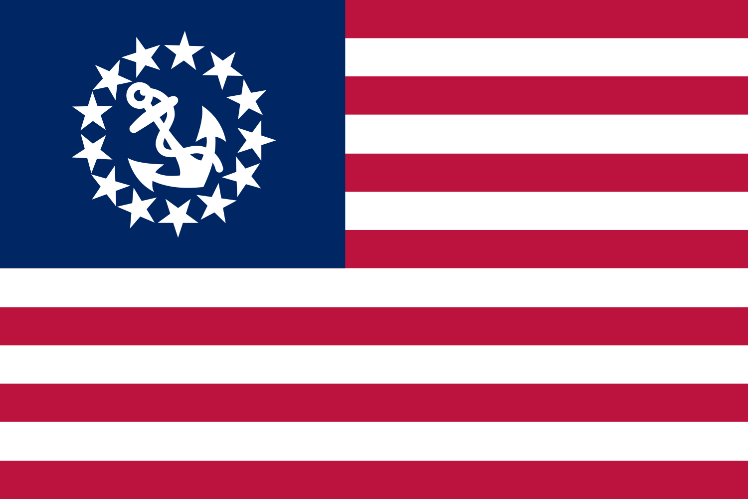 Yacht Ensign