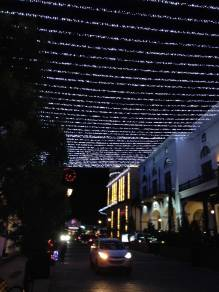 One of the real eye-opening places we visited was Ciudad Cayalá, an upscale shopping and residential development in Guatemala City. As you can see, the Guatemalans go all out for Christmas, and this place really does it.
