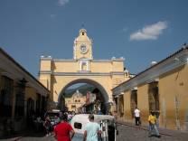 El Arco de Santa Catalina, Antigua Guatemala.