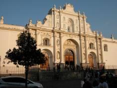 San José Catedral in Antigua Guatemala.